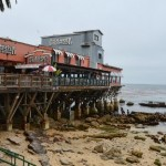 Our dining destination, the Fish Hopper in the historic Cannery Row.