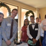 Residents enjoyed meeting with all the students.