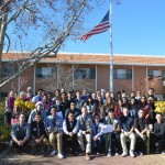 The Senior Green Engineering class of 2015, Livermore High School.