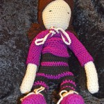 Mary Cabral, Crochet Doll