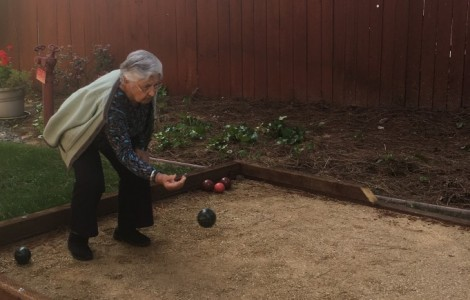 It's Bocce Time