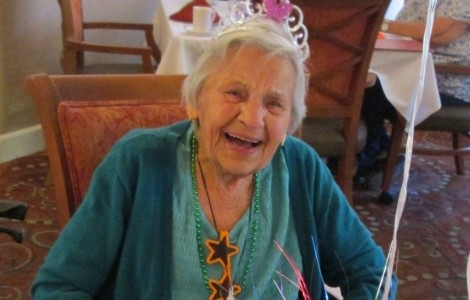 Celebrating 101 Years Young