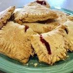 Cherry Hand Pies, made by Residents